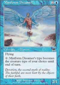 Mistform Dreamer - Onslaught