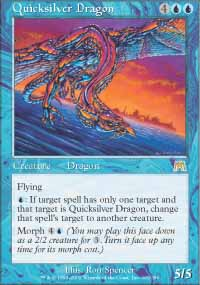 Quicksilver Dragon - Onslaught