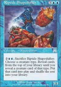 Riptide Shapeshifter - Onslaught