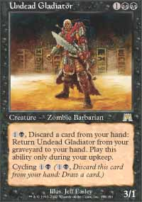 Undead Gladiator - Onslaught