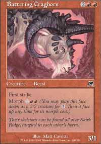 Battering Craghorn - Onslaught