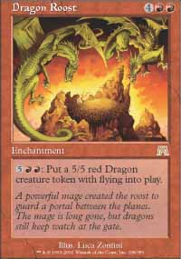 Dragon Roost - Onslaught