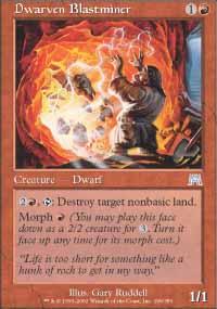 Dwarven Blastminer - Onslaught