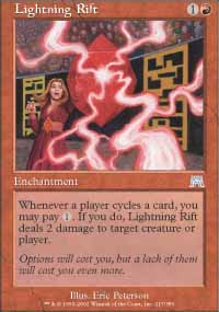 Lightning Rift - Onslaught