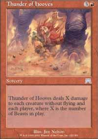 Thunder of Hooves - Onslaught