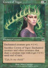 Crown of Vigor - Onslaught
