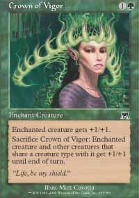Crown of Vigor - Onslaught