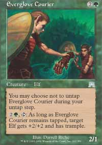 Everglove Courier - Onslaught