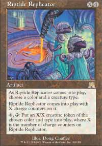 Riptide Replicator - Onslaught