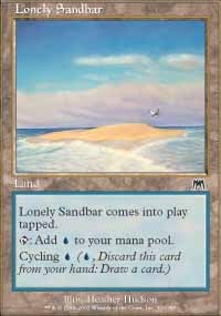 Lonely Sandbar - Onslaught