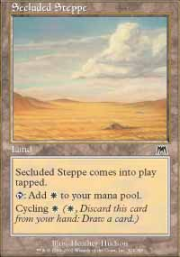 Secluded Steppe - Onslaught
