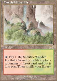 Wooded Foothills - Onslaught