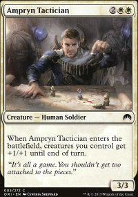 Ampryn Tactician - Magic Origins