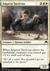 Ampryn Tactician - Magic Origins