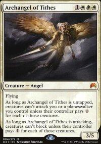 Archangel of Tithes - Magic Origins