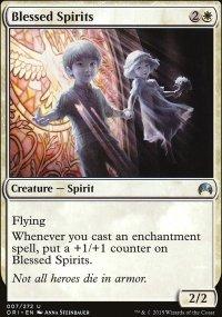 Blessed Spirits - Magic Origins