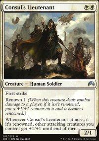 Consul's Lieutenant - Magic Origins