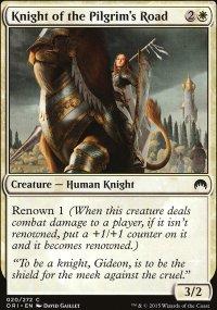 Knight of the Pilgrim's Road - Magic Origins