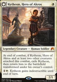Kytheon, Hero of Akros - Magic Origins