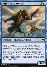Aspiring Aeronaut - Magic Origins