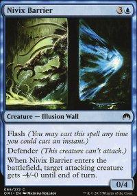 Nivix Barrier - Magic Origins
