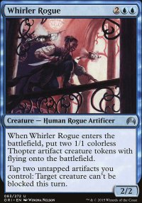 Whirler Rogue - Magic Origins