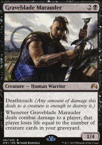 Graveblade Marauder - Magic Origins
