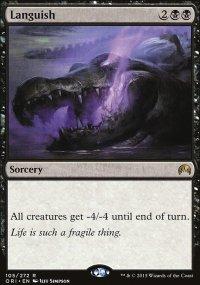 Languish - Magic Origins