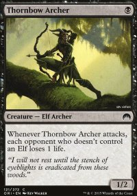 Thornbow Archer - Magic Origins