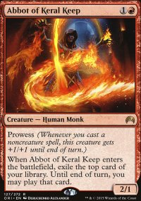 Abbot of Keral Keep - Magic Origins