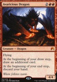 Avaricious Dragon - Magic Origins
