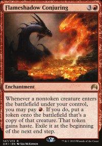 Flameshadow Conjuring - Magic Origins