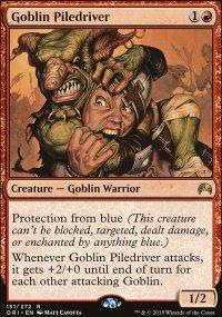 Goblin Piledriver - Magic Origins