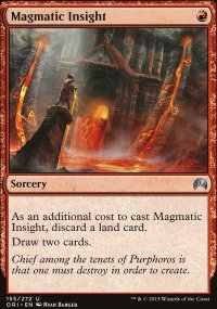 Magmatic Insight - Magic Origins