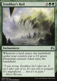 Zendikar's Roil - Magic Origins