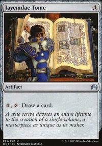 Jayemdae Tome - Magic Origins