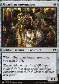 Guardian Automaton - Magic Origins