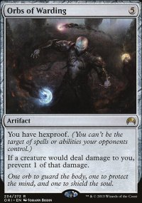 Orbs of Warding - Magic Origins