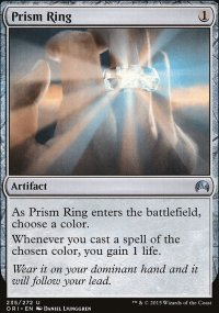 Prism Ring - Magic Origins