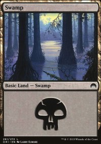 Swamp 1 - Magic Origins
