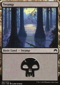 Swamp 1 - Magic Origins
