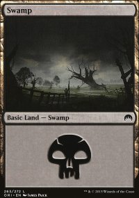 Swamp 3 - Magic Origins