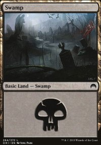 Swamp 4 - Magic Origins