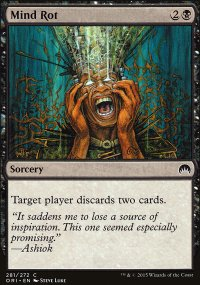 Mind Rot - Magic Origins