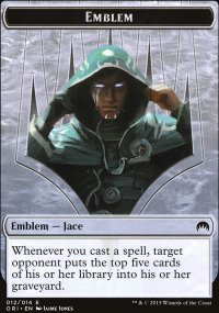Emblem Jace, Telepath Unbound - Magic Origins