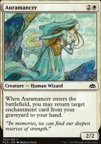 Auramancer - Planechase Anthology decks