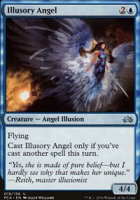 Illusory Angel - Planechase Anthology decks