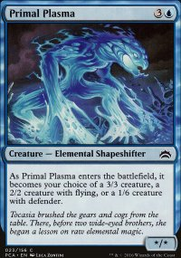 Primal Plasma - Planechase Anthology decks