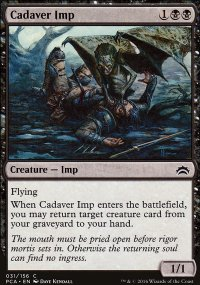 Cadaver Imp - Planechase Anthology decks