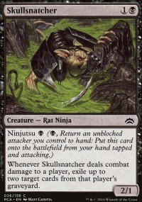 Skullsnatcher - Planechase Anthology decks